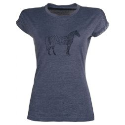 HKM Crystal Horse T-Shirt